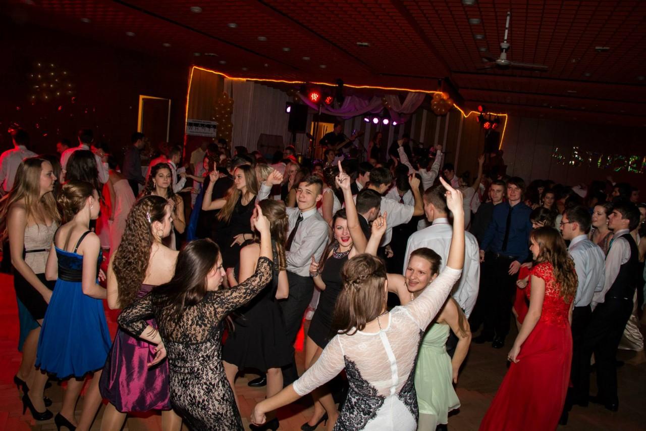 Študentský Ples